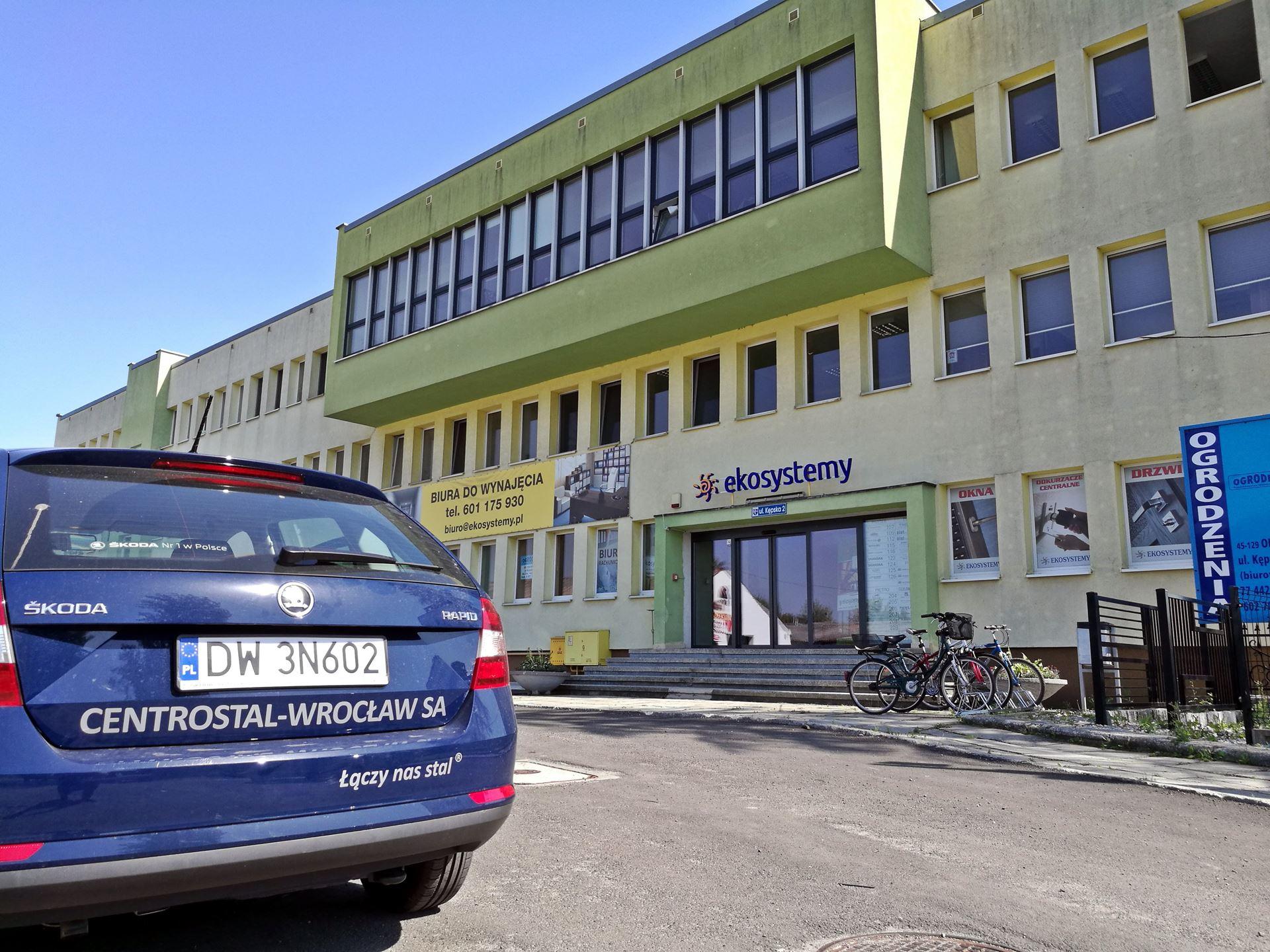 Hurtownia stali Opole