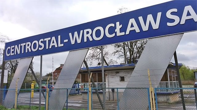 Hurtownia stali o firmie - Centrostal Wrocław SA
